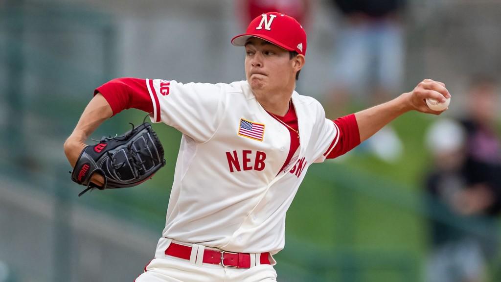 Baseball Vs Northwestern G1 Sb 3452