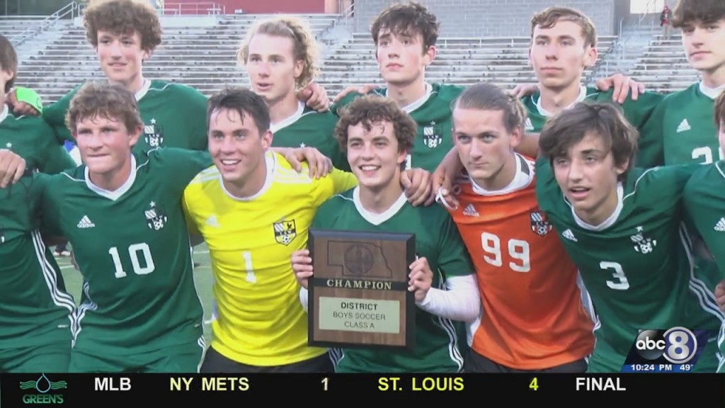 Highlights: High School Soccer District Finals 5/5