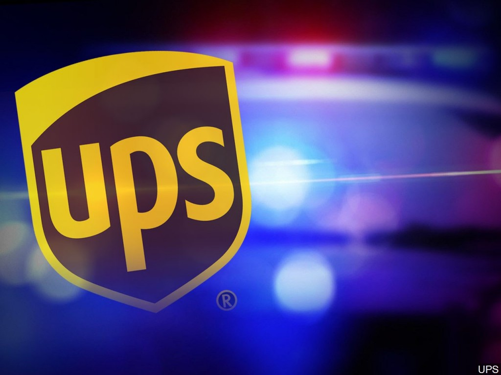 ups crime