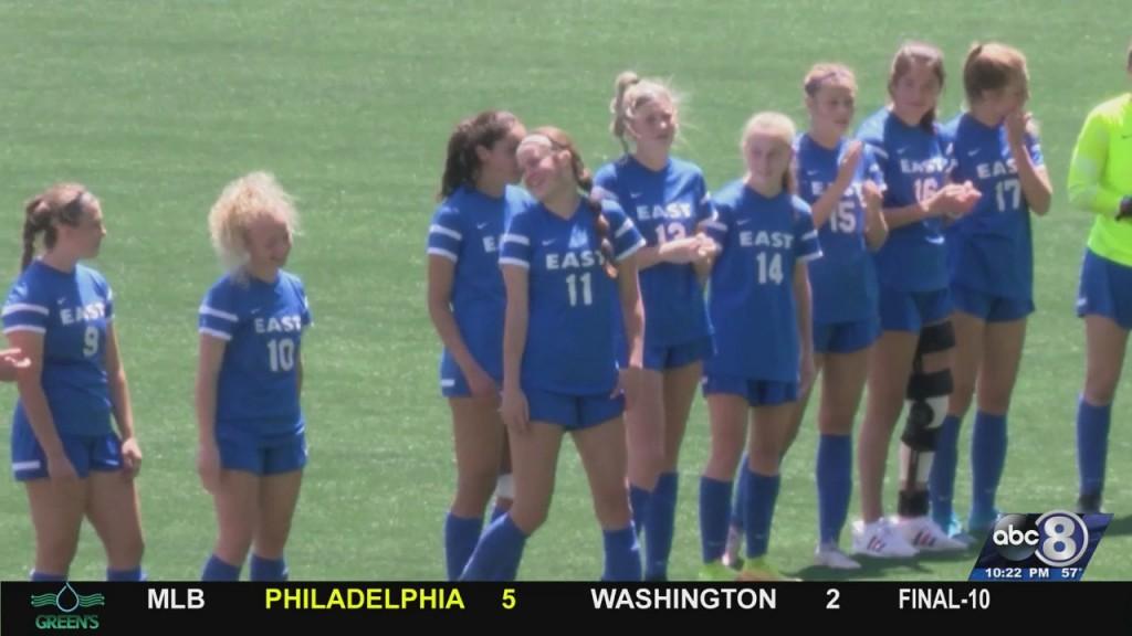 State Soccer: Class A Girls Quarterfinals