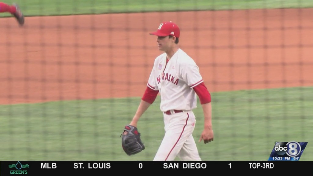 Povich And Offense Lead Huskers To Big Win