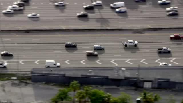 Flordia Chase Crash