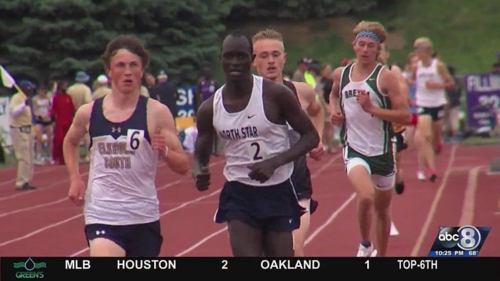 State Track & Field: Classes A/d Prelims