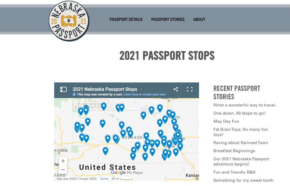 Passport Stops