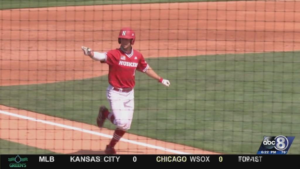 Husker Baseball Beats Northwestern