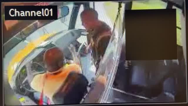Bus Hijacked