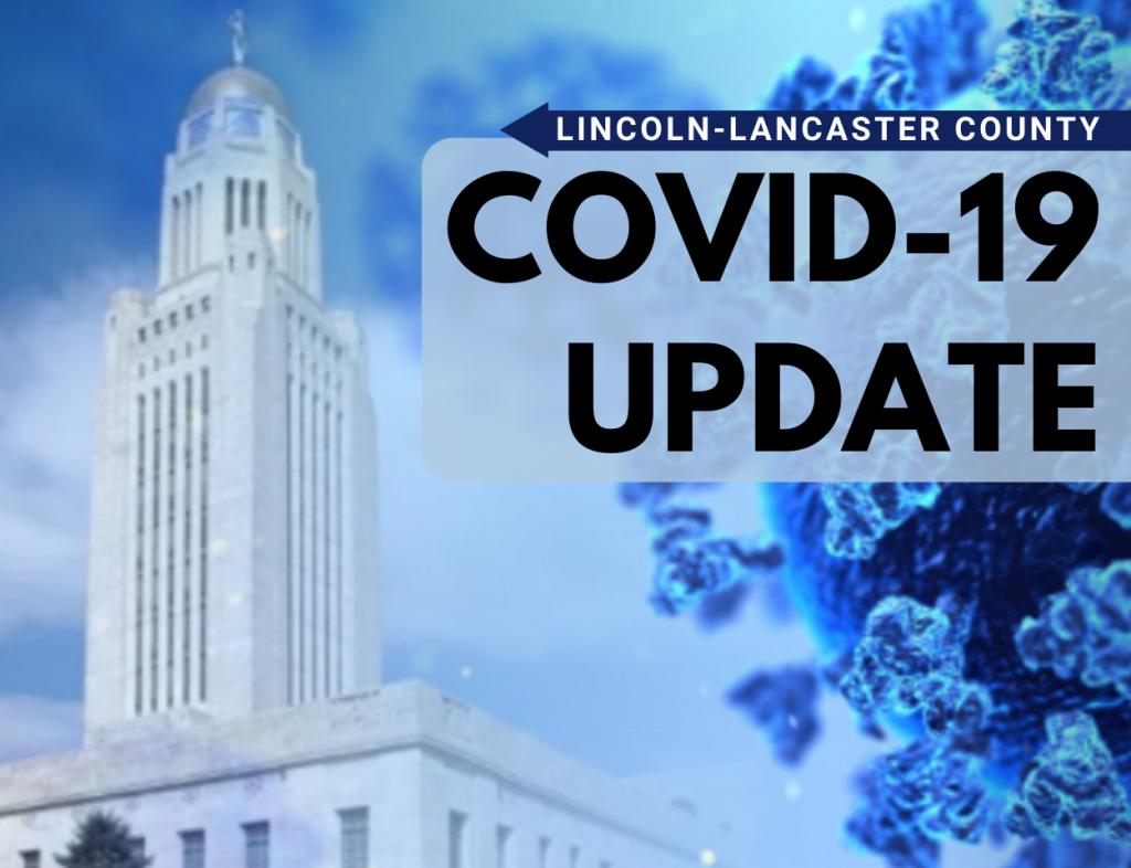 Lincoln Mayor's Coronavirus Press Conference 5/18/21