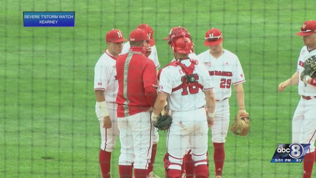 Rutgers Sweeps Nebraska Baseball