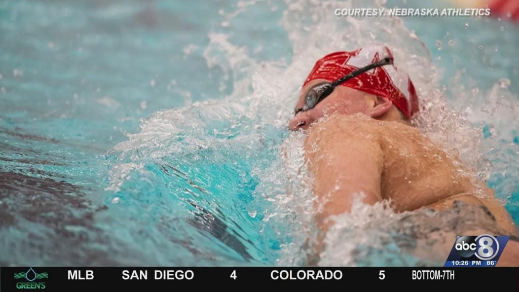 Huskers Swim In Wave Ii At Trials