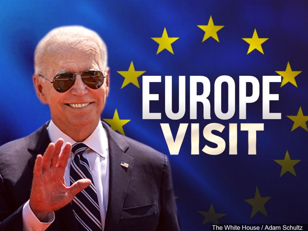 Biden's Europe Visit