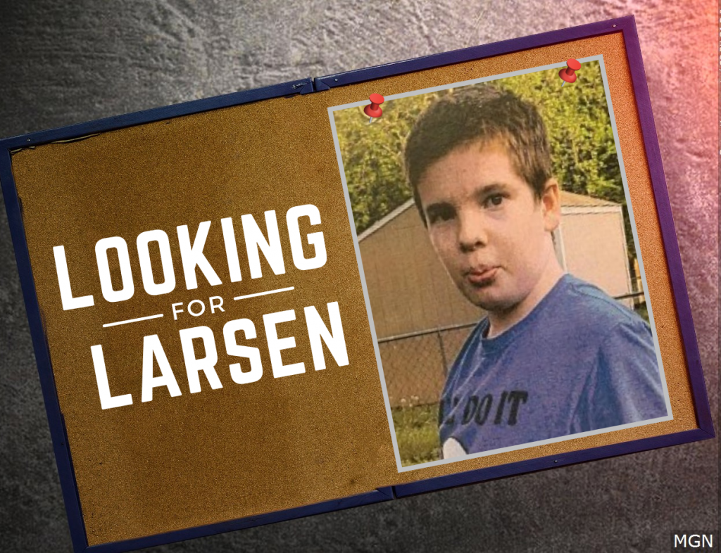 looking for larsen