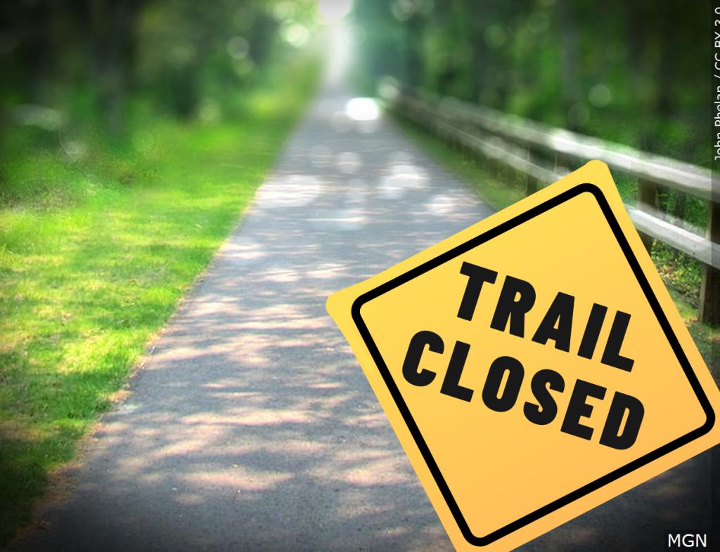 Trail Closed