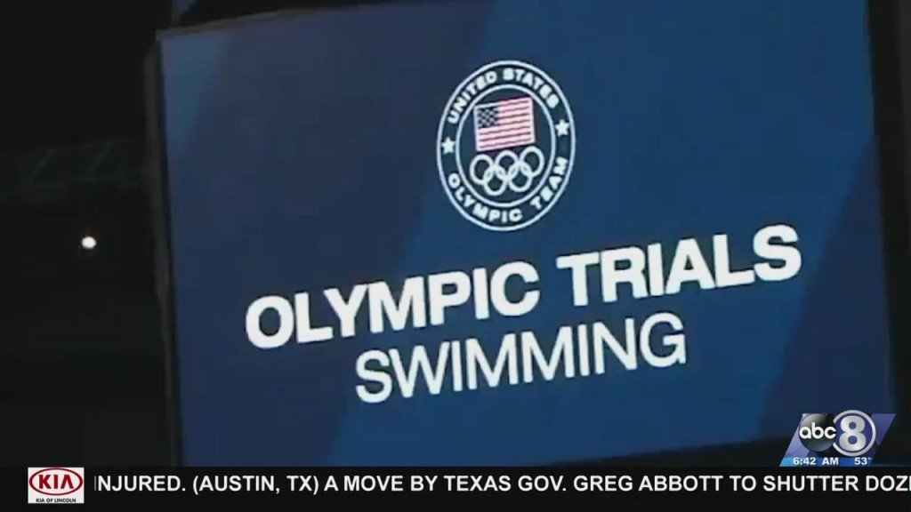 Live Interview: A Preview Of The U.s. Olympic Swim Trials