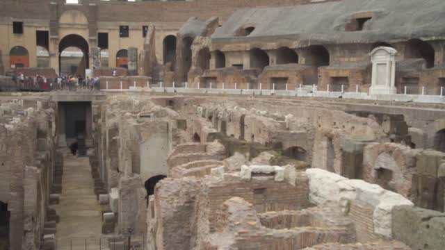 New Level Of Rome's Colosseum Unveiled For Tourists