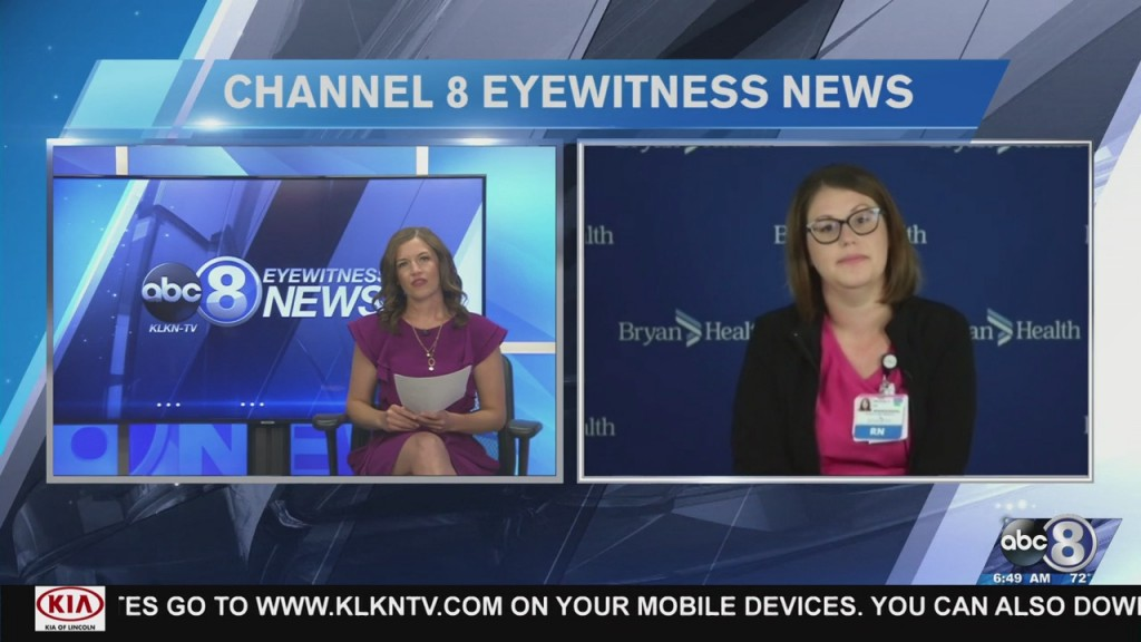 Bryan Health Nurse On Buying Sleeping Products For Infants