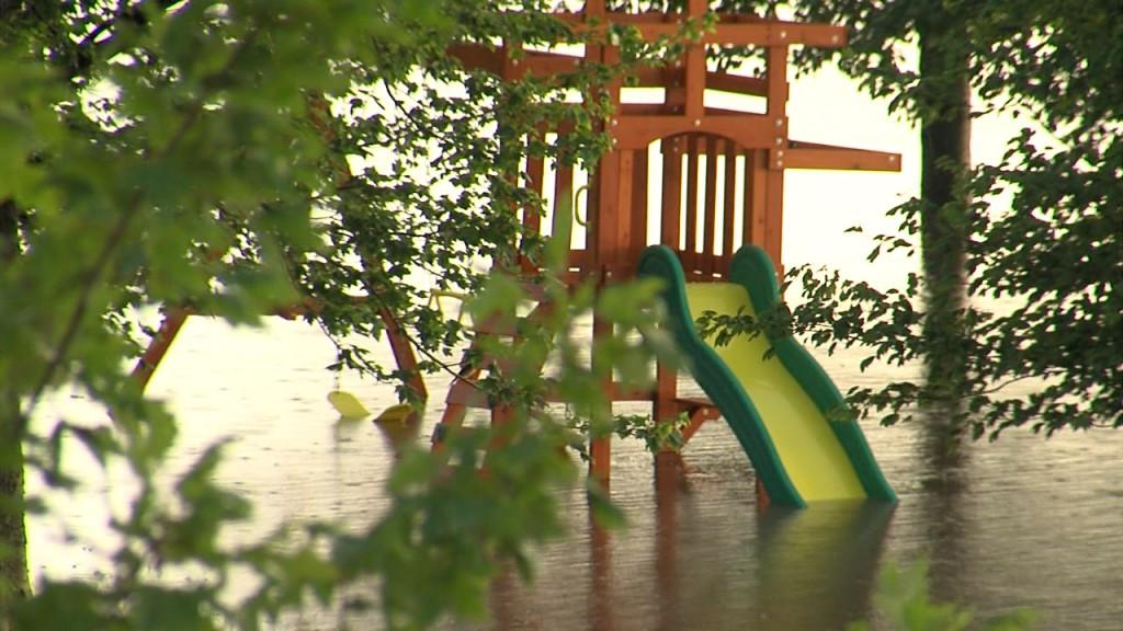 Flooding in southeast Nebraska