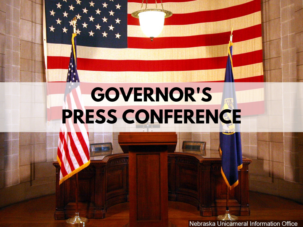 Governor Ricketts' Press Conference 6/28/21