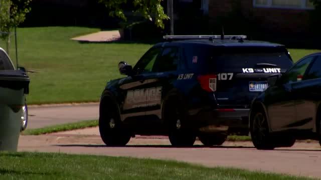 Cedar Rapids Crime Scene