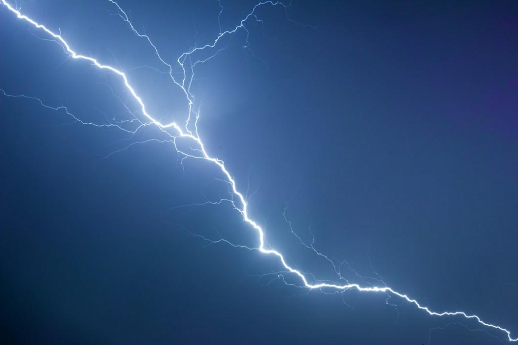 Lightning Strike Pic