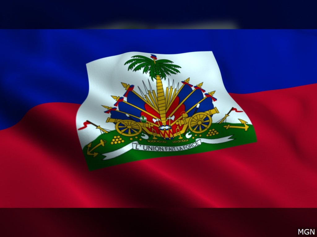 haitain flag