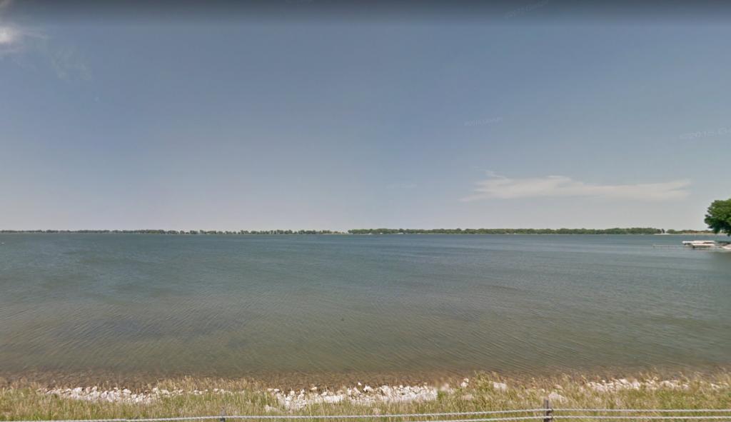 Johnson Lake Google Earth