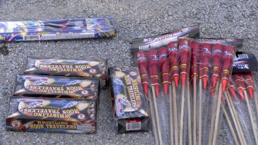 Everything you need to know about buying fireworks