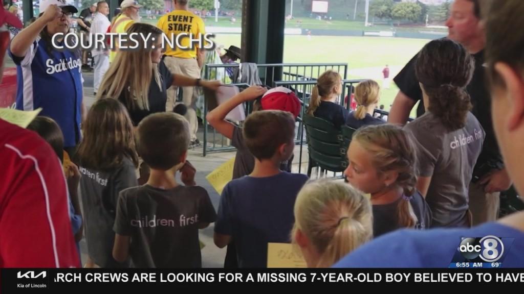 Nebraska Children's Home Society Spends Thursday Night At The Ballpark