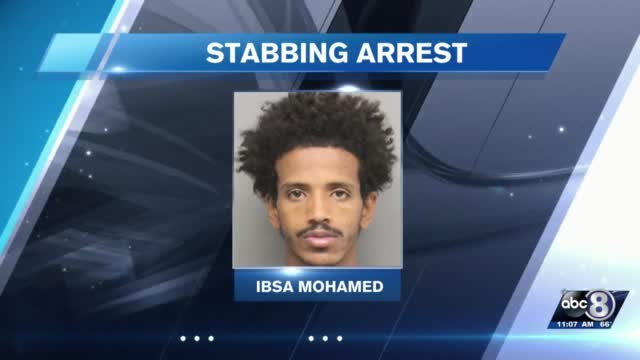 19 Year Old Arrested For Alleged Stabbing