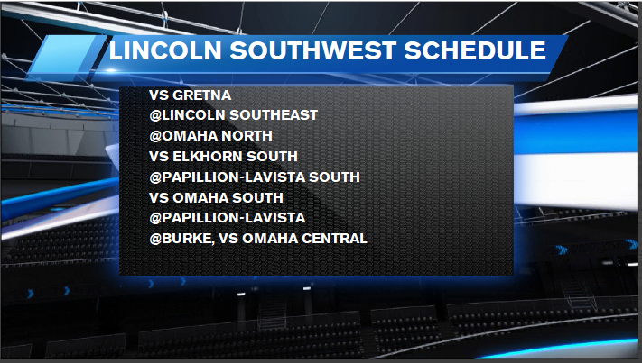 Lincoln Southwest Schedule