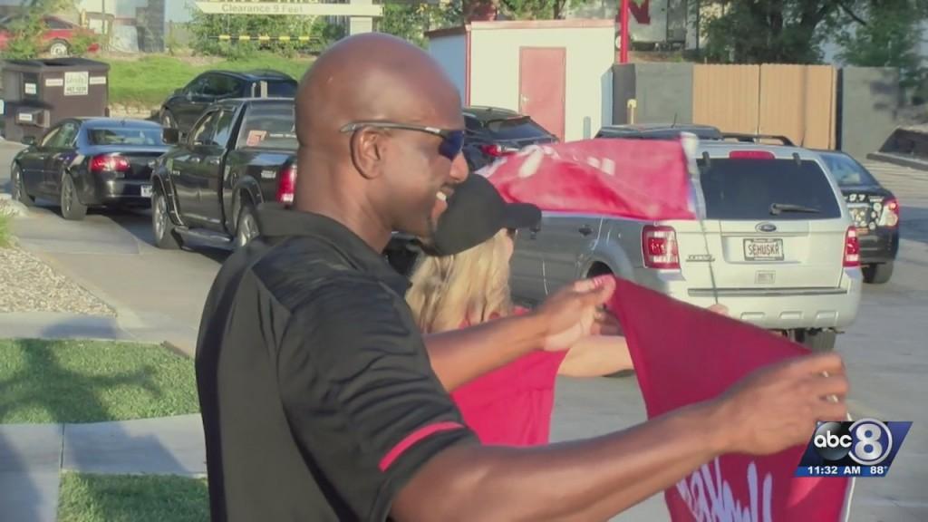 Big Red Friday Brings Money To Omaha's Ronald Mcdonald House