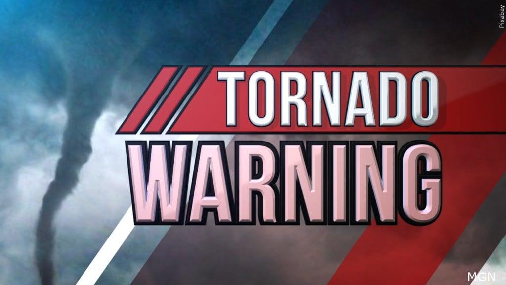 TORANDO WARNING