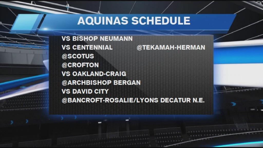 High School Kickoff Preview: Aquinas