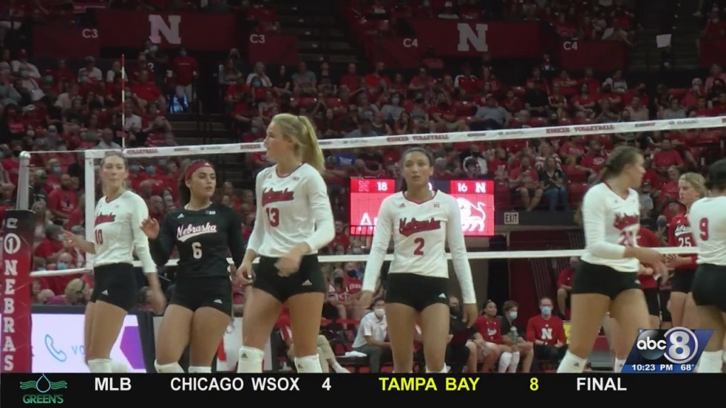 Nebraska Volleyball Host Has Again For Red White Scrimmage