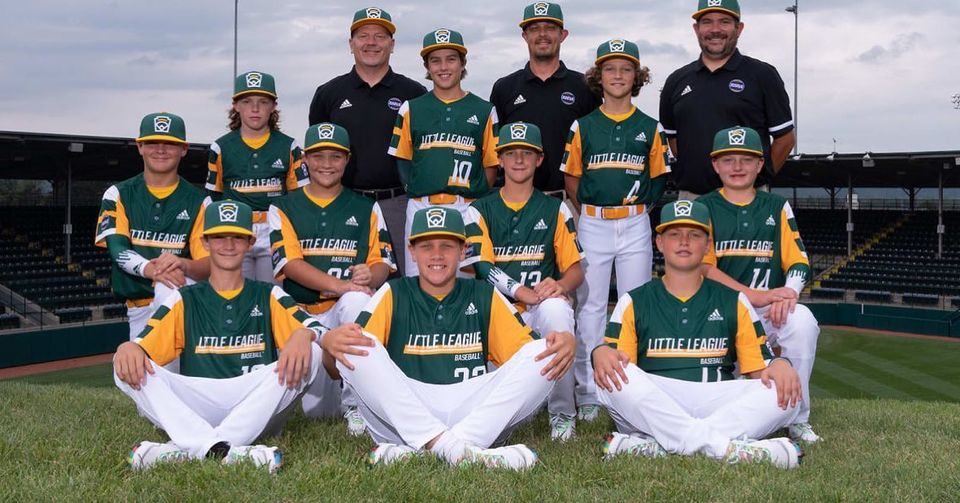 Hastings Little League Baseball Team