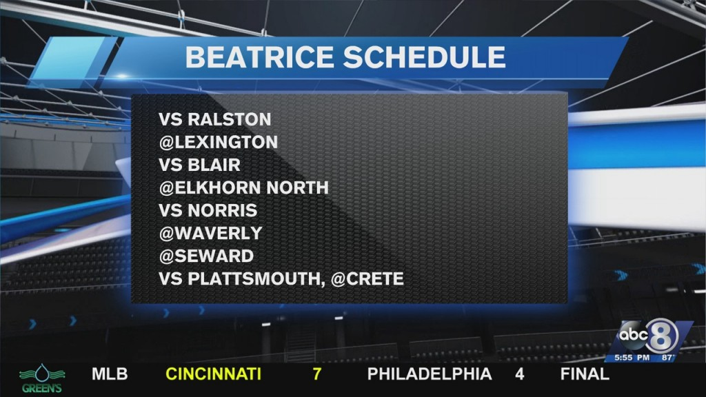 High School Kickoff Preview: Beatrice