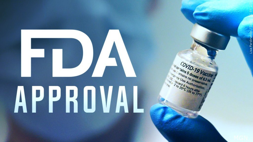 FDA Approved Vaccine