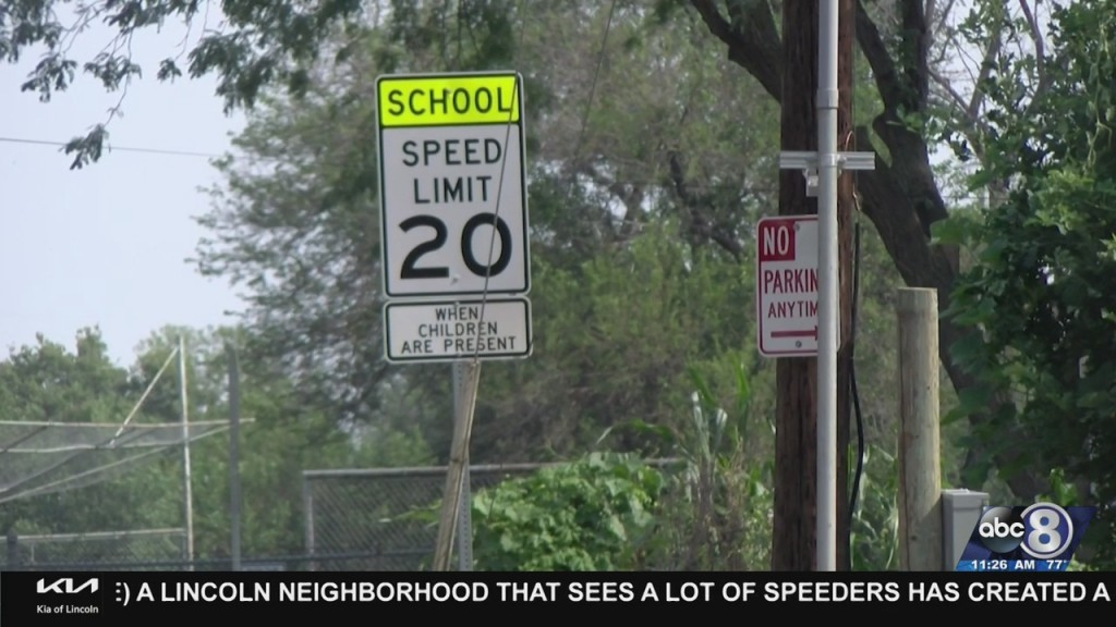 Crime Tip Tuesday: New School Zone Speed Limits