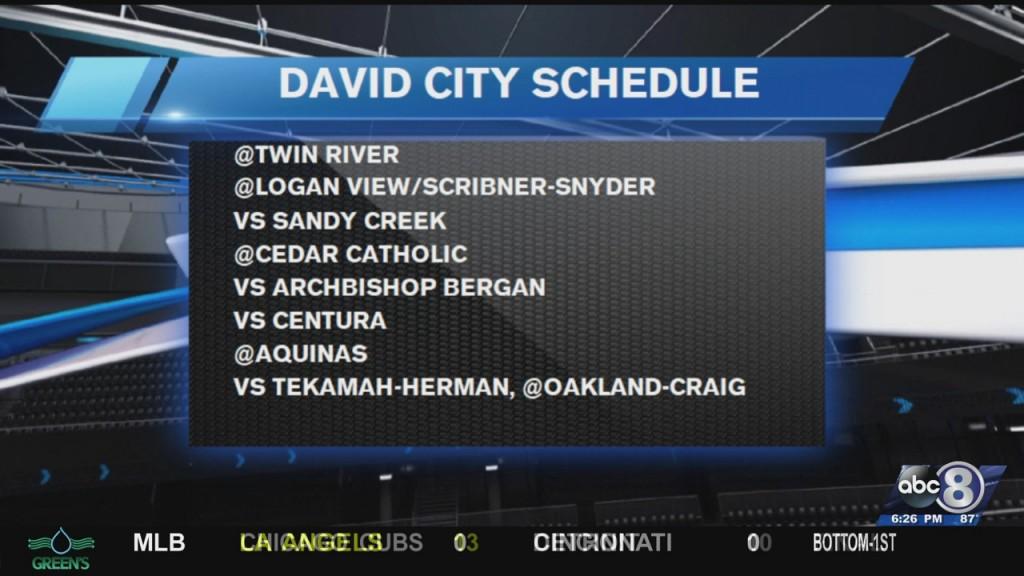 High School Kickoff Preview: David City