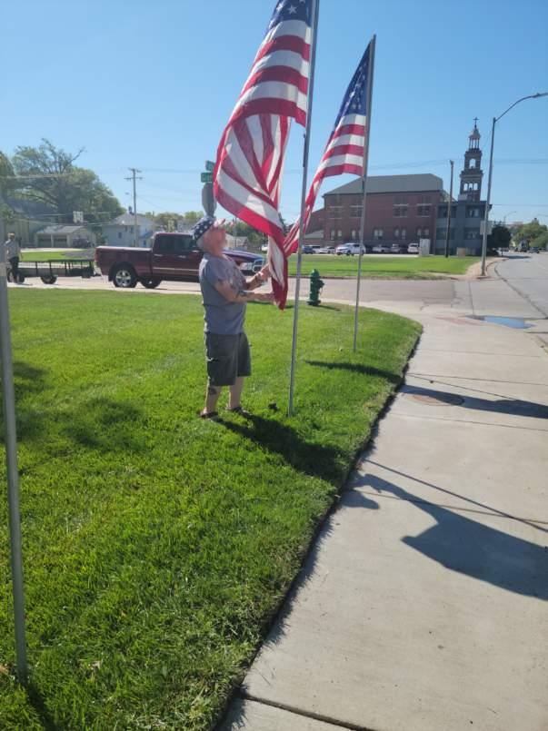 Beatrice Flags