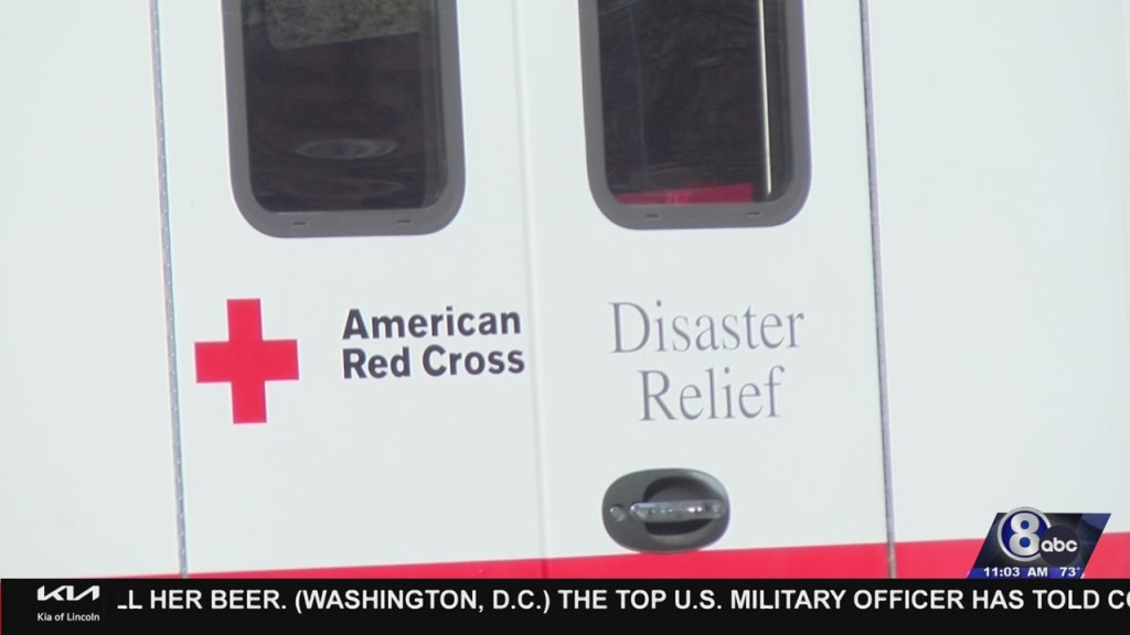 Red Cross First Aid Team Constantly Watches Over Lincoln Events