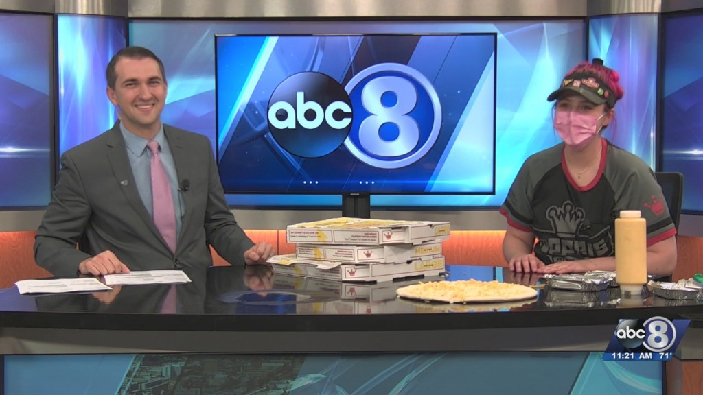 Midday Interview: Toppers Pizza