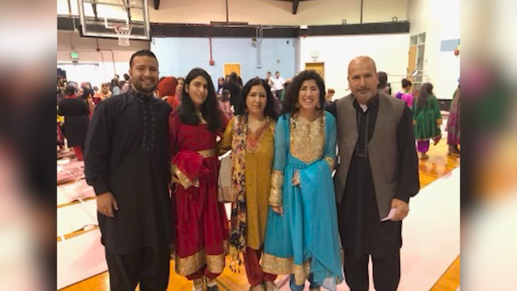 Courtesy: Rahmanzai Family