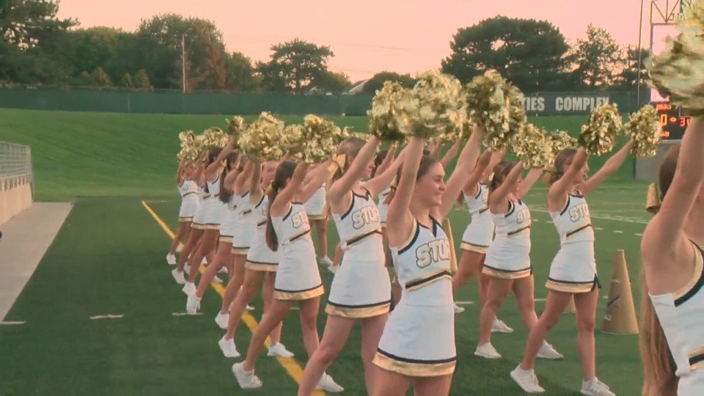 High School Football: Elkhorn South At Lincoln Southwest