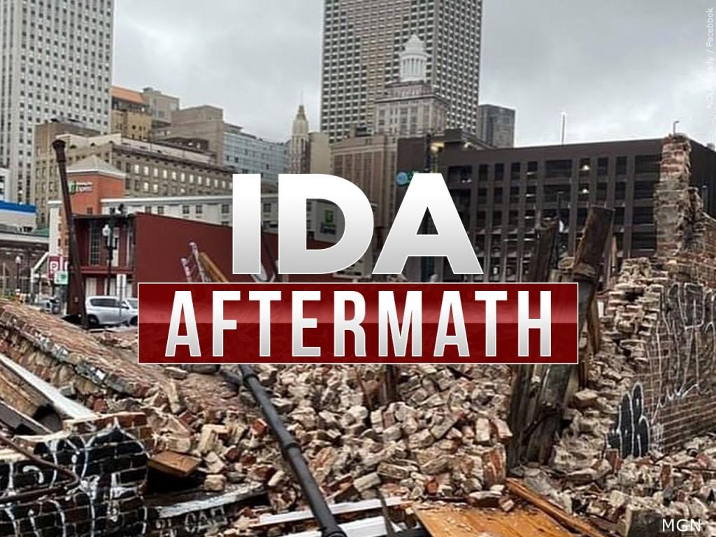 Ida Aftermath