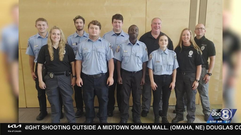 Crime Tip Tuesday: Law Enforcement Exploring