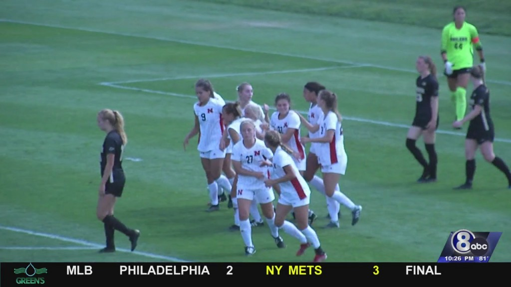 Nebraska Soccer Begins Conference Play With A Loss To Purdue 3 1