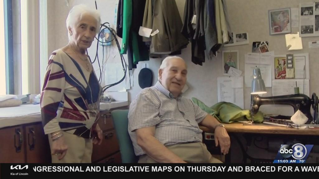 Husker Band Uniforms Part Of Lincoln Couple's 50 Year Saga
