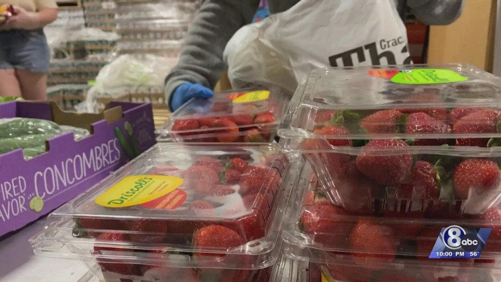 Rising Cost Of Food And Gas Putting A Strain On Food Banks And Soup Kitchens