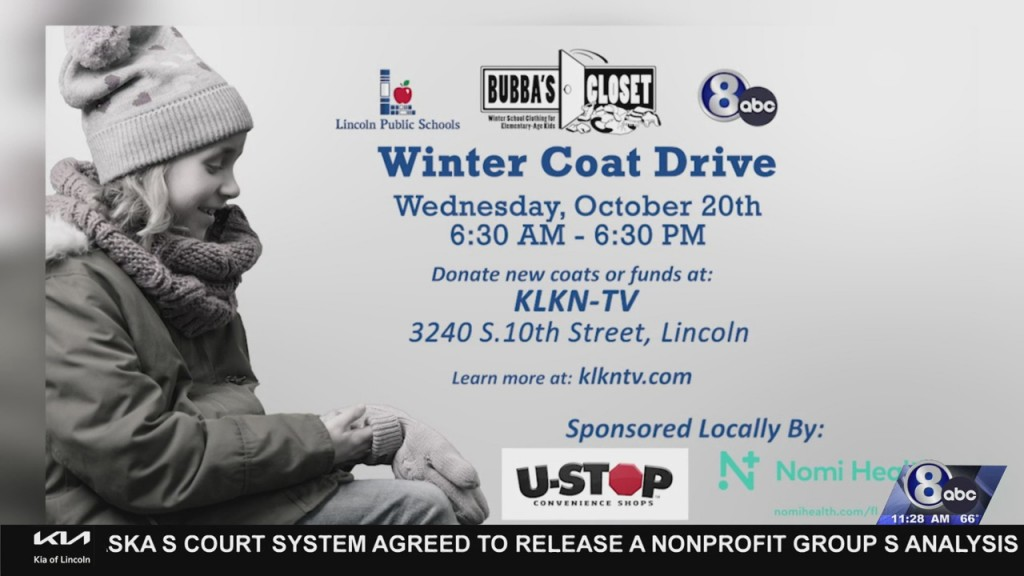 Midday Interview: Lps Coat Drive