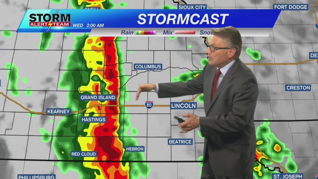 Tuesday Night Weather Update October 12, 2021